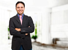 Businessman portrait Royalty Free Stock Photography
