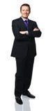 Businessman portrait Stock Images