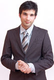 Businessman portrait Royalty Free Stock Image