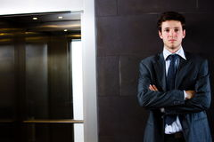 businessman portrait Στοκ Φωτογραφία
