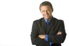 businessman portrait Στοκ Εικόνες