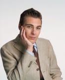 Businessman portrait. Royalty Free Stock Image