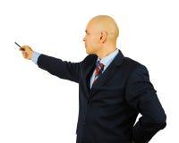 businessman presenting στοκ φωτογραφίες με δικαίωμα ελεύθερης χρήσης