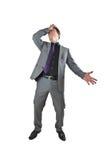 Businessman Realize Stock Photos