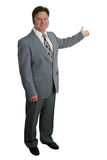 Businessman or Realtor Complete 1 Stock Images