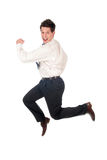 Businessman Running Stock Images