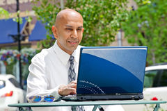 Businessman, Salesman Royalty Free Stock Images
