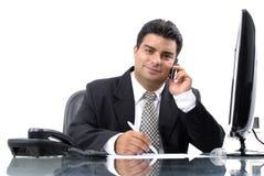 Businessman Series Stock Photo