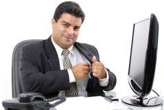 Businessman Series Stock Photos