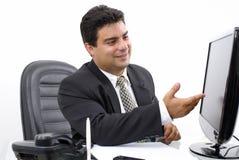 Businessman Series Stock Image