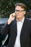 businessman serious Στοκ Φωτογραφίες