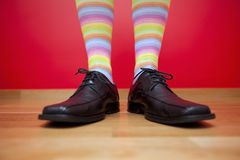 Businessman shoes Royalty Free Stock Photo