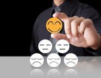 Businessman showing leadership concept. Businessman showing leadership individuality success concept Stock Images