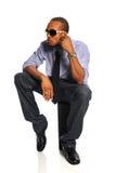 Businessman Sitting Stock Images