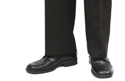 Businessman standing Stock Photos
