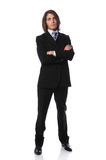 Businessman Standing Royalty Free Stock Images