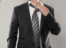 Businessman stressed Royalty Free Stock Image