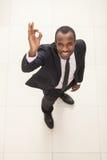 Businessman success Royalty Free Stock Photos