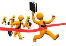 Businessman Successful Run Stock Images