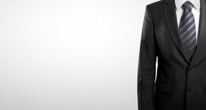 Businessman in suit Stock Photos