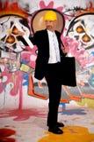 Businessman supervisor urban royalty free stock photo