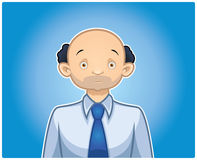 Businessman support Stock Photo