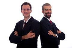 businessman team Στοκ Φωτογραφία