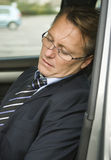 businessman tired Στοκ Φωτογραφίες