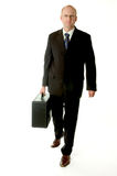 Businessman walking Stock Photos
