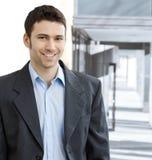 businessman young στοκ φωτογραφία