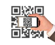 Businessmans hand holding smartphone Royalty Free Stock Photo