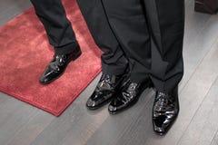Businessmans shoes Stock Photo