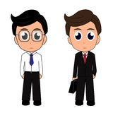 Businessmans Stock Photography