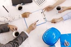 businessmeeting Στοκ φωτογραφία με δικαίωμα ελεύθερης χρήσης