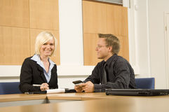 Businessmeeting Royalty Free Stock Image