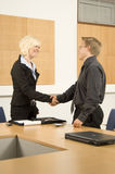 Businessmeeting Royalty Free Stock Photo