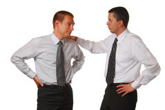 Businessmen Royalty Free Stock Photo