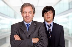 businessmen imagem de stock