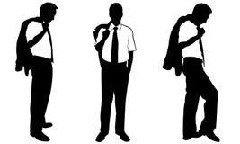 businessmen illustration de vecteur