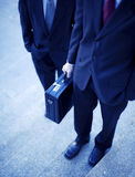 Businessmen Stock Image