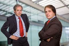 Businessmen Royalty Free Stock Photo