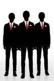 businessmen Fotografia de Stock Royalty Free