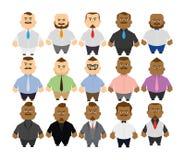 businessmen illustration libre de droits
