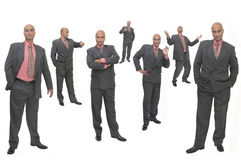 Businessmen Stock Image