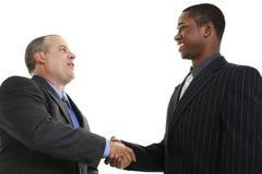 Free Businessmen Handshake Stock Photography - 199132