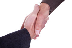 Businessmen handshake Royalty Free Stock Image