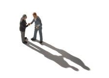 Businessmen handshake Royalty Free Stock Photo