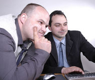 Businessmen II Royalty Free Stock Photos