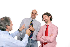 Businessmen meeting Royalty Free Stock Images