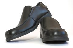 Businessmen Shoes Stock Photography